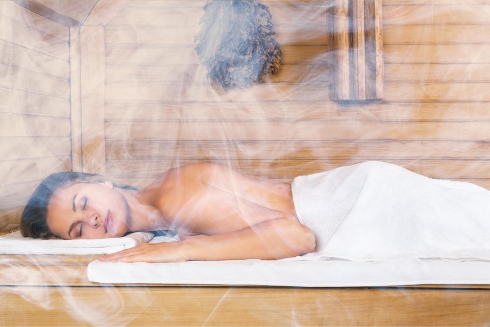 boston mobile sauna